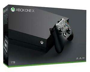 Microsoft Xbox One X 1TB Console - New - Retail Box Damage - £274.49 delivered with code @ Monstershopltd ebay