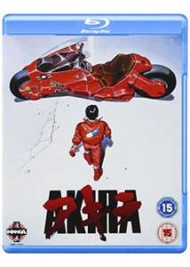 Akira (Blu-ray) £4.99 delivered @ Base
