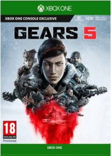 Gears 5 Xbox One / PC Pre-Order £33.99 @ CDKeys