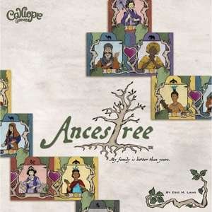 Ancestree Board Game £9.99 @ 365games