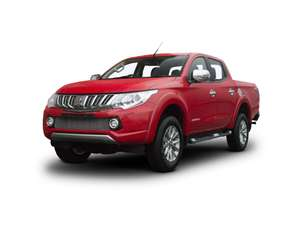 Mitsubishi L200 Pick Up Truck Double Cab Barbarian - Lease - £255.28pm / £2297.56 up Front / £195 Admin Fee - 5k - 2 Years - £8364  @ Jet