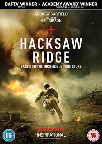 Hacksaw Ridge DVD now £2.99 (Prime) + 99p (non Prime) at Amazon