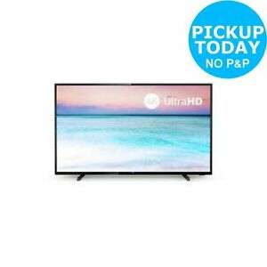 Philips 58 Inch 58PUS6504 4K Ultra HD HDR Freeview Play Smart WiFi LED TV £449 @  Argos eBay