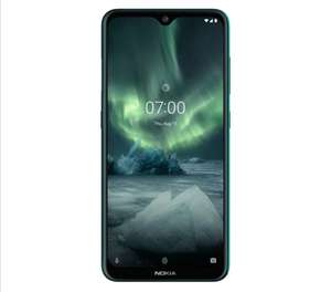 Nokia 7.2 (2019) - UK Model + Dual SIM / Ice / 64GB + 4GB Smartphone £249.98 @ Clove