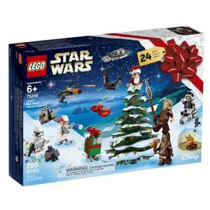 Lego 2019 Advent Calendars  3 for 2 (From £23 Each) 'City / Friends / Star Wars / Harry Potter' Free Click & Collect @  Boots