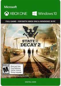[Xbox One/PC] State of Decay 2 £11.79 @ CDKEYS