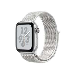 Apple Watch Nike+ Series 4 40mm smartwatch Silver OLED GPS (satellite) £299.88 @ More Computers