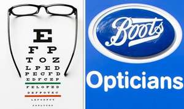 FREE Eye Test Worth £25 @ Boots