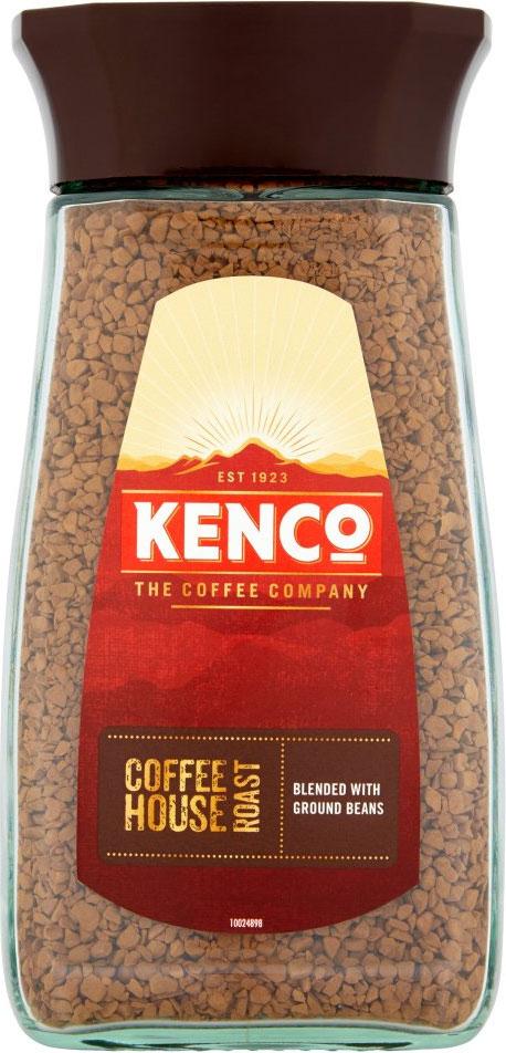 Asda - Kenco Instant Coffee  House Roast 190g - £3.50 was £4.00