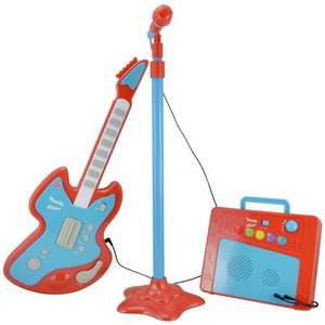 Chad Valley Guitar, Microphone and Amplifier - £10 (Free C&C) @ Argos