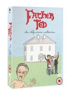 Father Ted Complete 1-3 Definitive Collection (used) DVD £5.84 delivered with code @ Music Magpie