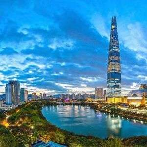 Return flight to Seoul (South Korea) (Departing Manchester / Nov - Mar departures / Air France) £323 @ Skyscanner / Lastminute.com