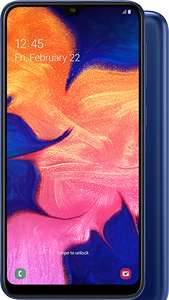 Samsung A10(Refurbished) EE 4gb data unlimited call & text FREE apple music 6M,BT sports 3M - 24 Months Contract (poss 156 after cashback))