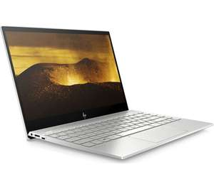 """HP Envy 13"""" 8th Gen i7 16GB RAM, 1TB SSD, MX250 DGPU at Currys £1049 - Potentially £644 after trade-in and discounts"""