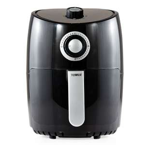 Tower T17023 2.2L Air Fryer - Black for £24.99 with code @ Robert Dyas (Free C&C / +2 yrs Guarantee)