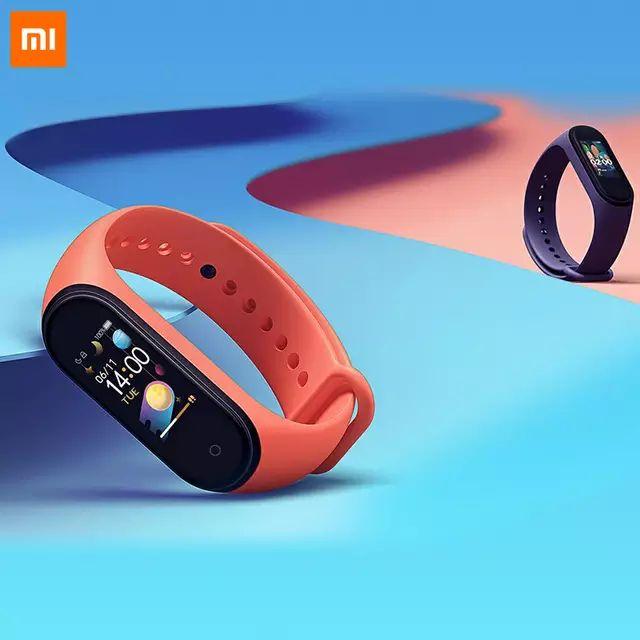 Original Xiaomi Mi Band 4 £19.76 Or £17.28 With New User Coupon @ Xiaomi MC Store/Aliexpress