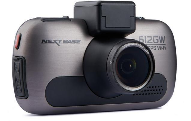Nextbase 612GW 4K Dash Cam - £109 Click & Collect @ Halfords