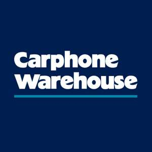 FREE £10 Currys/PC World Voucher when you visit a Carphone Warehouse store!