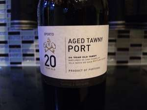 Marks & Spencer 20 yo Aged Tawny Port  £7.50 from £35