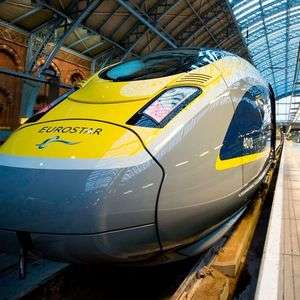 Eurostar return to Brussels, Lille or Paris £58 (Departing St Pancras Intl / Nov-Jan departures) @ Eurostar