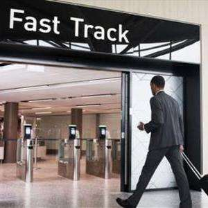 Bristol Airport: Security fast track £3 with code
