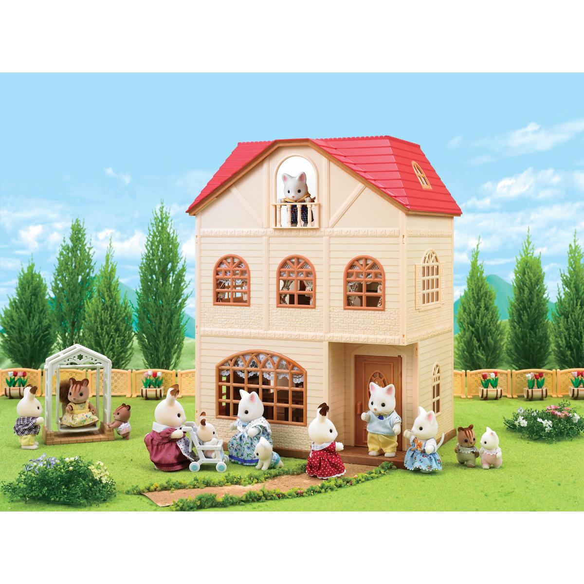 Sylvanian Families 3 Story House £29.99 @ TheToyShop.com (The Entertainer)