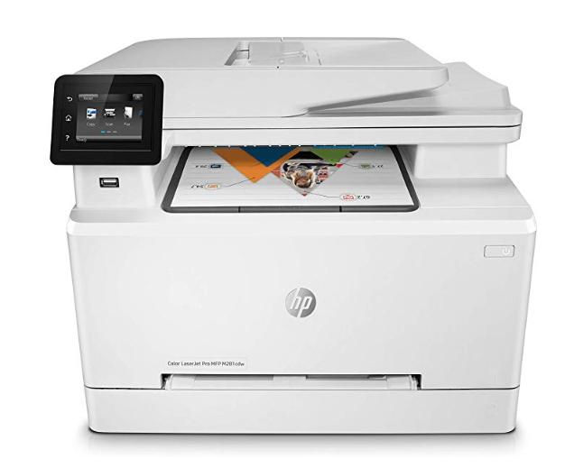 HP Colour LaserJet Pro MFP M281fdw Wireless Multifunction Printer with Fax £197.99 @ Amazon (£60 HP cashback)