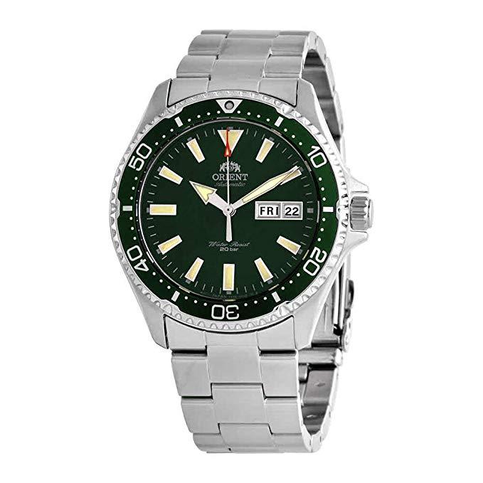 Orient Green Mako III (Kamasu) 200M Diver Watch RA-AA0004E19B £172.07 @ Amazon.de