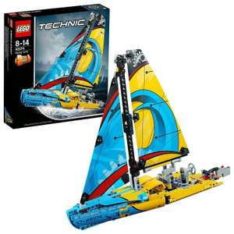 LEGO 42074 Technic Racing Yacht  £16.50 @ Argos ( Free Click & Collect)