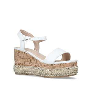 Extra 40% off Sandals with Voucher Code @ Shoeaholics
