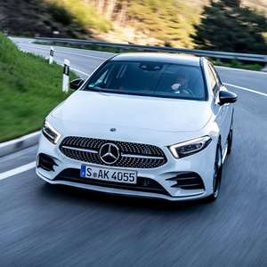 New Mercedes-Benz A-Class A180 AMG Line - now £21512.00 (with 3yrs free servicing) @ Drive the Deal