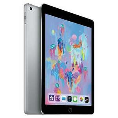 Grade A Refurbished Apple iPad 6th Generation (2018) 32GB Space Grey £198.89 (Use Code + 10% Auto Applies) @ Stock Must Go Ebay