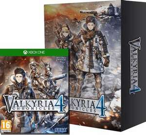 Valkyria Chronicles 4: Memoirs of Battle Premium Edition (Xbox One) for £27.98 delivered @ Zavvi