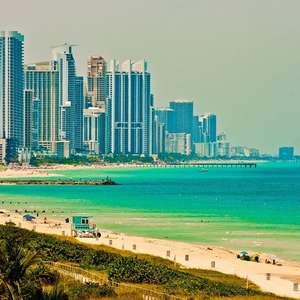 Virgin Atlantic London Heathrow to Miami Direct Return Flights - Oct, Nov, Dec, Feb, Mar £253 via Flight Scout