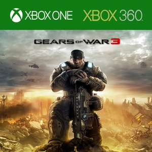Gears of War 3 (Xbox One / Xbox 360) for £1.63 @ Instant Gaming