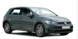 Electric Golf lease £290.69 per month on a 1+23. Total £7.336.56 @ Blue chilli cars