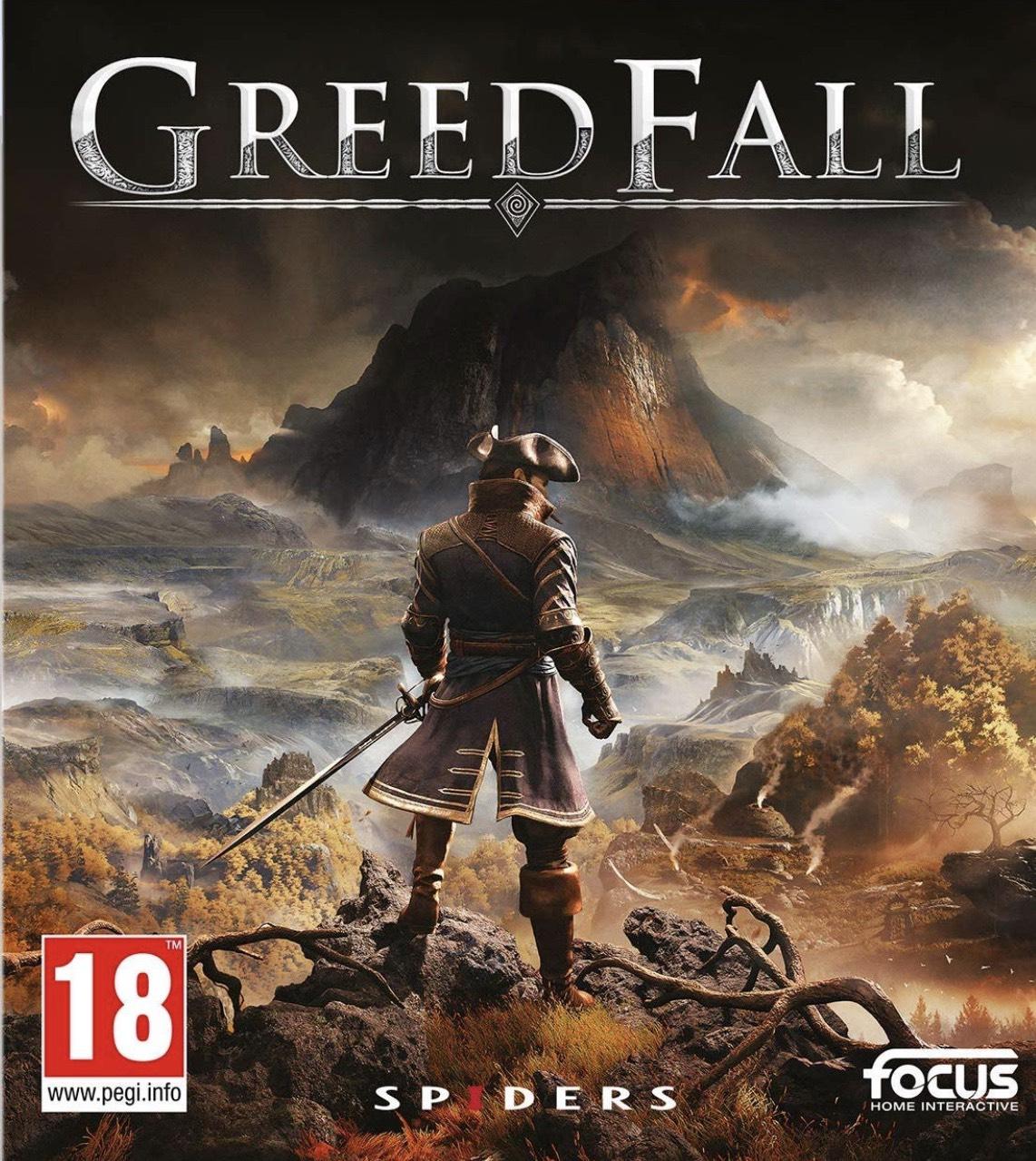GreedFall (PS4/Xbox one) £34.85 @ Base