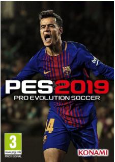 Pro Evolution Soccer (PES) 2019 PC £8.99 @ CDKeys