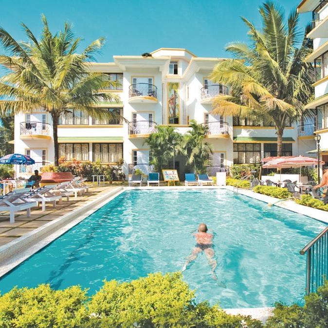 10 Nights Goa December - 2 people hotel inc breakfast + Rtn Flights LGW + 20kg luggage + transfers from £408pp (£817) @ Thomas Cook