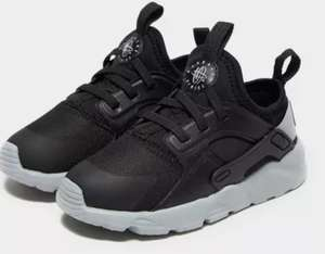Nike Air Huarache Ultra Infant Trainers size 4.5 £13.99 delivered @ JD Sports