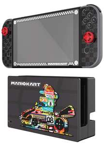 Nintendo Switch Mario Kart Play & Protect Screen Protection