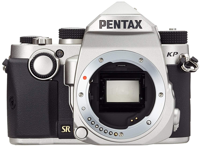 Pentax KP Digital SLR Camera - Silver £699 @ Amazon
