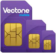 Vectone 1GB/150mins/150texts 30-day rolling (3G EE) SIM for £2.99/month!