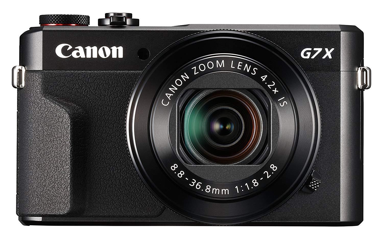 Canon PowerShot G7 X Mark II Digital Camera - Black £350.54 eGlobal Central