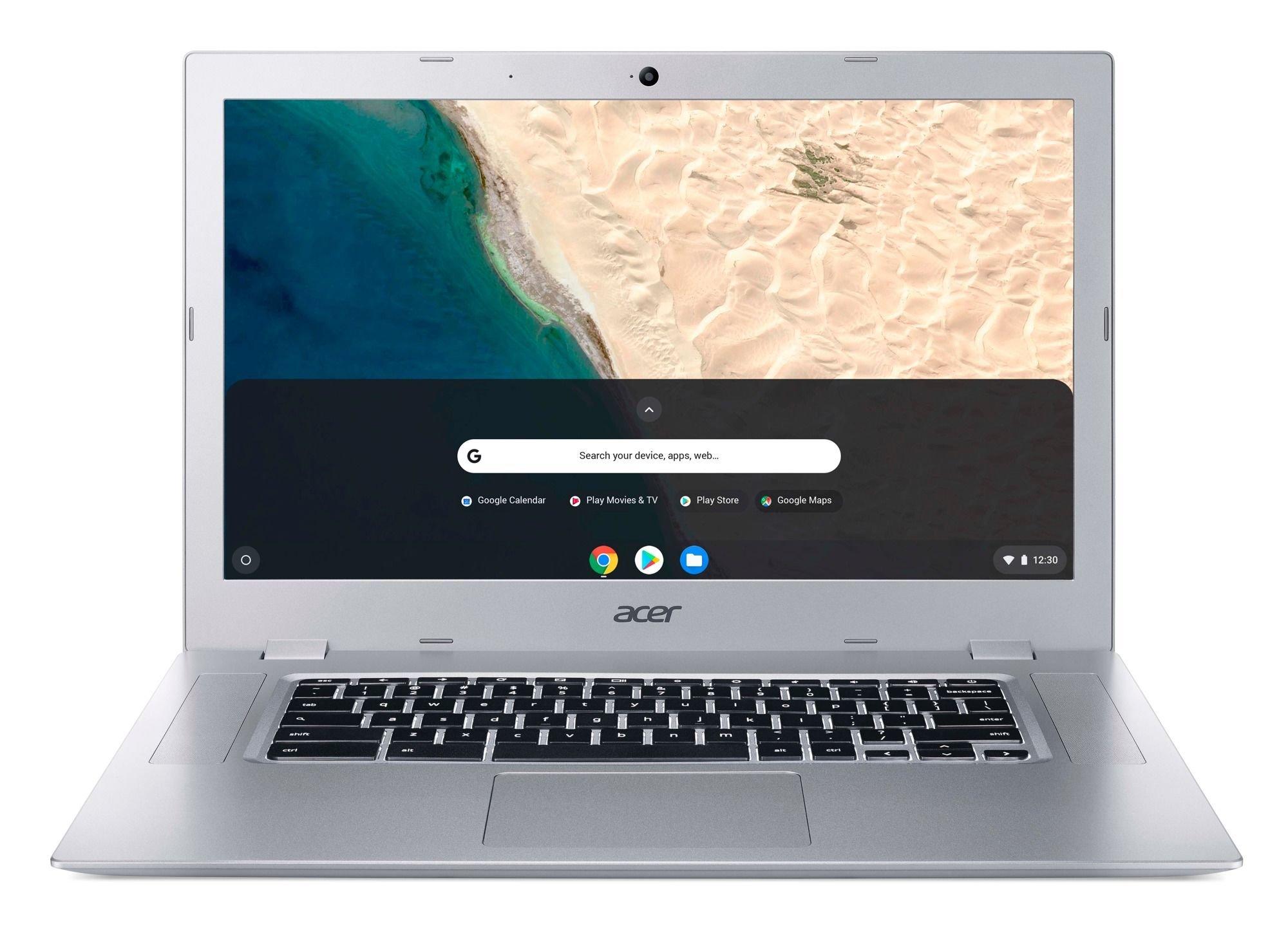 Acer Chromebook 315 15.6in Full HD screen, AMD 1.8Ghz, 4GB DDR4, 64GB SSD - £199.99 on Amazon Treasure Truck