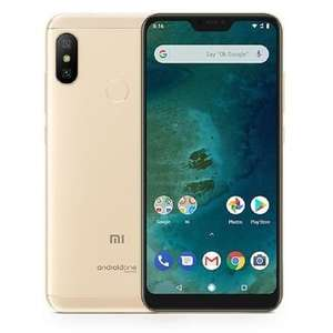 Android One Xiaomi mi A2 lite 3Gb/32Gb plus free powerbank - £115.97 at Laptops Direct