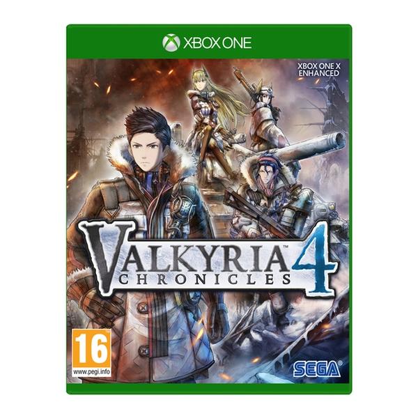Valkyria Chronicles 4 (Xbox One) £16.85 (Prime) / £19.84 (Non-Prime) Delivered @ Amazon