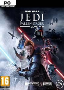 Star Wars Jedi Fallen Order preorder download for PC - £33.99 from CD Keys