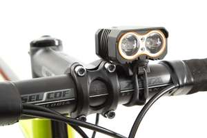 Jobsworth Dual CREE LED 10w 700 Front Light - £23.99 @ Planet X