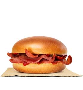 Breakfast Bacon Butty + Coffee £1.99 before 11am @ Burger King